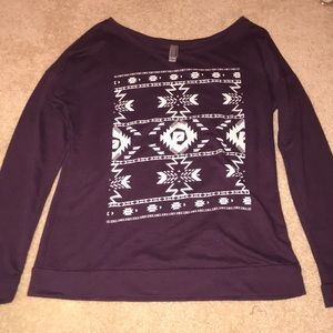 Soft long sleeve